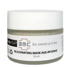"Bio Medical Care Rejuvinating mask Омолаживающая маска ""Age-revenge"" 50 мл."