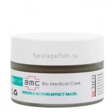 Bio Medical Care Double action effect mask Маска для жирной и комбинированной кожи 200 мл.