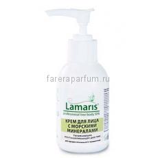 Lamaris Крем с морскими минералами для лица 100 мл.