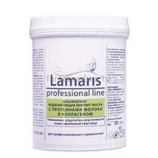 Lamaris Альгинатная моделирующая лифтинг-маска с протеинами молока и коллагеном 180 гр.