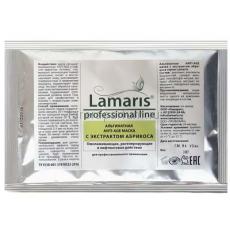 Lamaris Альгинатная Anti-Age маска с экстрактом абрикоса 30 гр.
