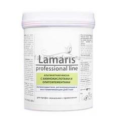Lamaris Альгинатная маска с аминокислотами и олигоэлементами 180 гр.