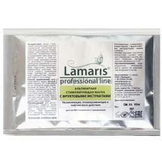 Lamaris Альгинатная стимулирующая маска с фруктовыми экстрактами 30 гр.
