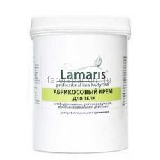 Lamaris Абрикосовый крем для тела 550 мл.