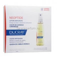 Ducray Неоптид лосьон от выпадения волос для женщин 3*30 мл.