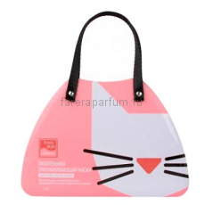 Beauty Style Lovely Care Питательная омолаживающая тканевая маска Кошка 30 гр.* 7 шт.