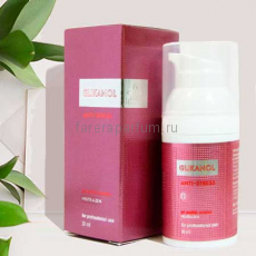 La Beaute Medicale Clikanol Anti-Stress Увлажняющий гель с пептидом Neutrazen с успокаивающим действием 30 мл.
