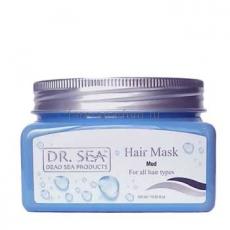Dr. Sea Маска для волос Грязевая 325 мл.