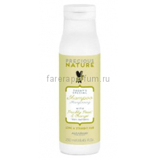 Alfaparf Precious Nature Long and Straight Hair Oil Shampoo Шампунь для прямых и длинных волос 250 мл.