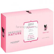 Alfaparf Precious Nature Fiale For Dry & Thirsty Hair Несмываемый лосьон для сухих волос 6 ампул по 13 мл.