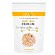 Aravia Natural-Multizone Воск полимерный для депиляции 1000 гр.