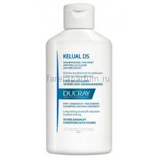 Ducray Келюаль DS Шампунь для лечения тяжелых форм перхоти 100 мл.
