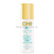CHI Aloe Vera with Agave Nectar Увлажняющий крем для вьющихся волос 147 мл.