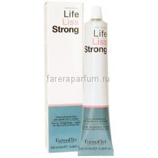 Farmavita Life Liss Strong Химический выпрямляющий крем 100 мл.