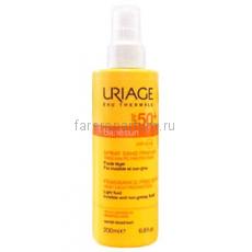 Uriage Барьесан SPF50+ Спрей солнцезащитный 200 мл.