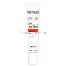Dermaceutic Ежедневный защитный крем светлый SPF50 Derma Defense Light 40 мл.