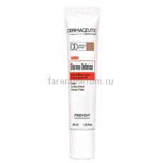 Dermaceutic Ежедневный защитный крем средний SPF50 Derma Defense Medium 40 мл.