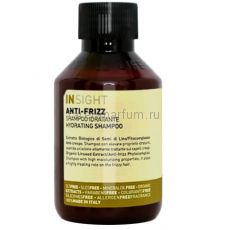 Insight Anti-Frizz Разглаживающий шампунь для непослушных волос 100 мл.