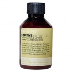 Insight Lenitive Смягчающий шампунь для раздраженной кожи головы 100 мл.