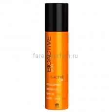 Farmagan Bioactive Sun Спрей-масло для волос и тела с SPF15 200 мл.