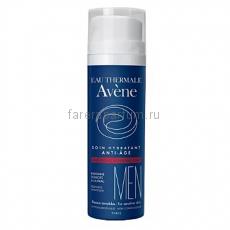 Avene Антивозрастная увлажняющая эмульсия для мужчин 50 мл.