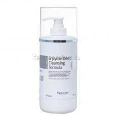 Skindom Enzyme Deep Cleansing Formula Очищающее средство с энзимами для проблемной, комбинированной и жирной кожи с эксфолиирующим эффектом 500 мл. (срок годности: 08.01.2022)