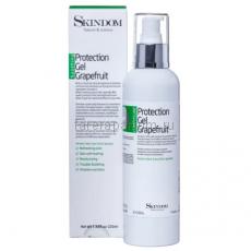 Skindom Protection Gel Grapefruit Многофункциональный гель для лица с экстрактом семян грейпфрута 220 мл. (срок годности: 01.2022)