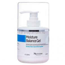 Skindom Moisture Balance Gel Глубокоувлажняющий гель для лица с матирующим эффектом 250 мл. (срок годности: 20.01.2022)
