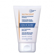 Ducray Нутрицерат Питательная эмульсия для волос 100 мл.