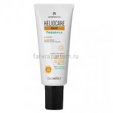Heliocare 360º Pediatrics Lotion Sunscreen SPF50 Солнцезащитный лосьон для детей SPF50 200 мл.