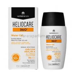 Heliocare 360º Water Gel Sunscreen SPF50+ Солнцезащитный увлажняющий гель-флюид СЗФ50+ 50 мл.