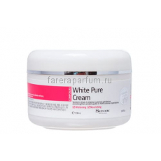 Skindom White Pure Cream Отбеливающий крем для лица 100 мл. (срок годности: 16.12.2021)