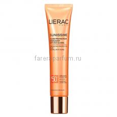 Lierac Саниссим Солнцезащитный флюид Анти-аж Глобаль SPF50 40 мл.