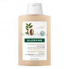 Klorane Шампунь с органическим маслом Купуасу 200 мл.