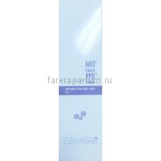 NH3 free ammonia color Стойкая безаммиачная крем-краска для волос 100 мл.