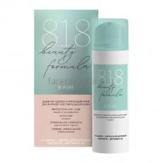 8.1.8 Beauty formula B. Pure Дневной себорегулирующий крем для жирной чувствительной кожи 50 мл.