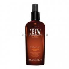 American Crew Grooming Spray Спрей для финальной укладки волос 250 мл.