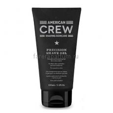 American Crew Precision Shave Gel Гель для бритья 150 мл.