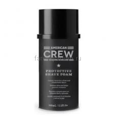 American Crew Protective Shave Foam Защитная пена для бритья 300 мл.
