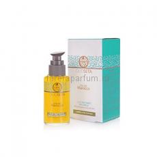 Barex Olioseta Oro del Marocco Масло блонд-уход с маслом арганы и маслом семян льна Oil Treatment Blonde-Fine Hair 30 мл.