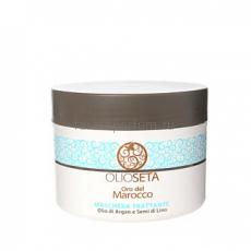 Barex Olioseta Oro del Marocco Питательная маска с маслом арганы и маслом семян льна 500 мл.