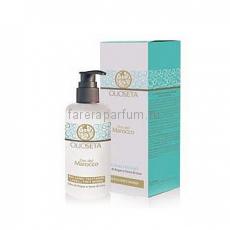 Barex Olioseta Oro del Marocco Увлажняющий кондиционер для тонких и светлых волос с маслом арганы и маслом семян льна Hydrating Conditioner 200 мл.