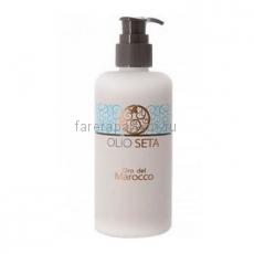 Barex Olioseta Oro del Marocco Увлажняющий кондиционер для тонких и светлых волос с маслом арганы и маслом семян льна Hydrating Conditioner 750 мл.