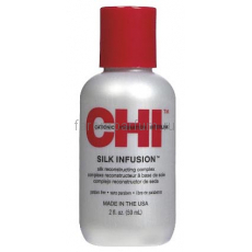 """CHI Silk Infusion Гель восстанавливающий """"Шелковая Инфузия"""" 59 мл."""