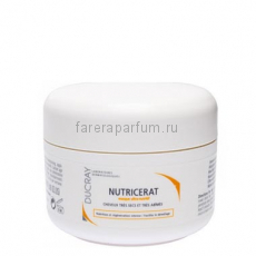 Ducray Нутрицерат Питательная маска для волос 150 мл.
