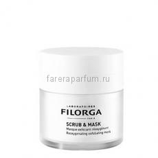 Filorga Скраб и маска отшелушивающая оксигенирующая маска 55 мл.