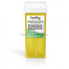Depilflax100 Воск в картриджах Натуральный 110 мл.