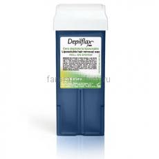 Depilflax100 Воск в картриджах Азуленовый 110 мл.