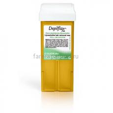Depilflax100 Воск в картриджах Золотой 110 мл.
