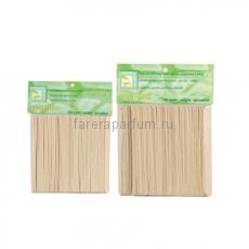 Clean + Easy Деревянные шпатели большие 100 шт.